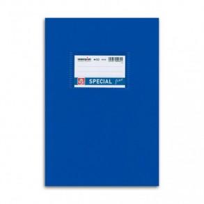 Τετράδιο SPECIAL Fine μπλε ανοιχτό 17Χ25 50Φ