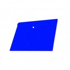 Φάκελος κουμπί Α4 Typotrast Μπλε