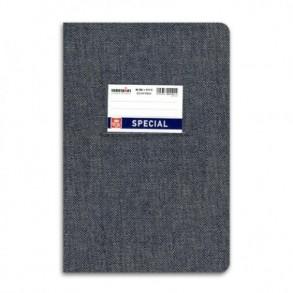 Τετράδιο SPECIAL Jeans 50Φ βαθύ μπλε