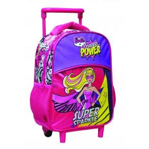 Τρόλευ Νηπίων Barbie Princess Power 349-50072