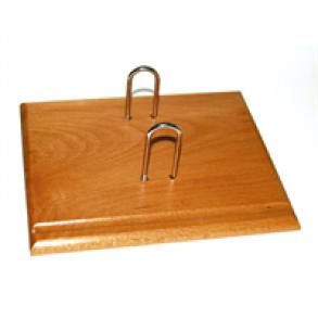 Βάση ημεροδείκτη ξύλινη