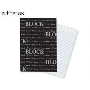 Μπλοκ Ριγέ Α4 NTELON 200 Φύλλων