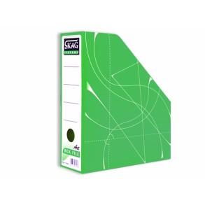 Κουτί  Kοφτό - Magazine Box  Κλασικό Πράσινο