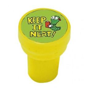"""Σφραγίδα Δασκάλου Στρογγυλή Αγγλικά """" KEEP ..."""""""