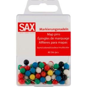 Καρφίτσες  Φελοπίνακα Στρογγυλό Καφαλάκι SAX 841-06