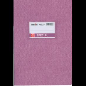 Τετράδιο SPECIAL Jeans 17Χ25 50Φ Μωβ