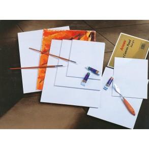 Καρτολίνο ζωγραφικής ARTMATE 10x10cm