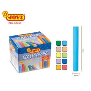 Κιμωλίες Jovi Χρωματιστές 100 τεμάχια