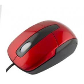 Mouse Usb Esperanza Titanum Κόκκινο