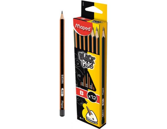 Μολύβι Maprd Black'Peps Β