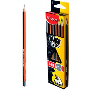 Μολύβι Maprd Black'Peps HΒ