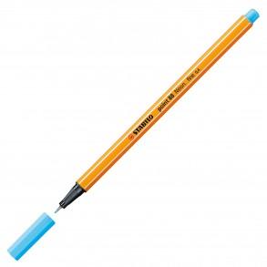 Stabilo Μαρκαδόρος Point 88/031 neon blue