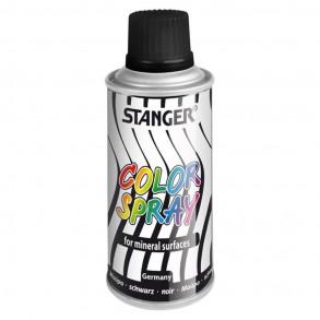 Σπρέϋ Ακρυλικό Stanger Color Spray 150ml Μαύρο