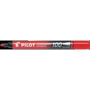 Μαρκαδόρος Pilot SCA-100 Fine Κόκκινος