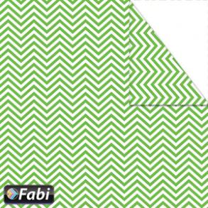 Χαρτόνι Zig Zag 2 όψεων 50χ70cm πράσινο