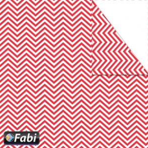Χαρτόνι Zig Zag 2 όψεων 50χ70cm κόκκινο