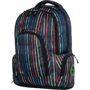 Σχολική Τσάντα DECK9 LINES  8-01-814-05