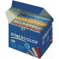Κιμωλίες Giotto robercollor χρωματιστές 100τμχ.