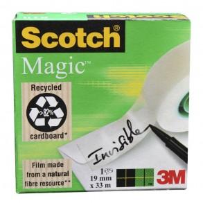 3M Ταινία αόρατη 'Scotch Μagic'19mmx33m 810