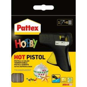 Πιστόλι θερμοκόλλησης Pattex