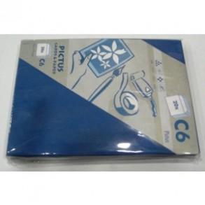 Φάκελα πολυτελείας Pictus 162 x 114  Μπλε