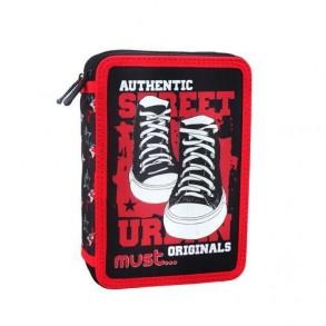 Κασετίνα Διπλή Γεμάτη Must Παπούτσια 579791