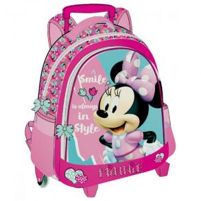 Σχολική τσάντα τρόλεϋ νηπίου Minne 561937