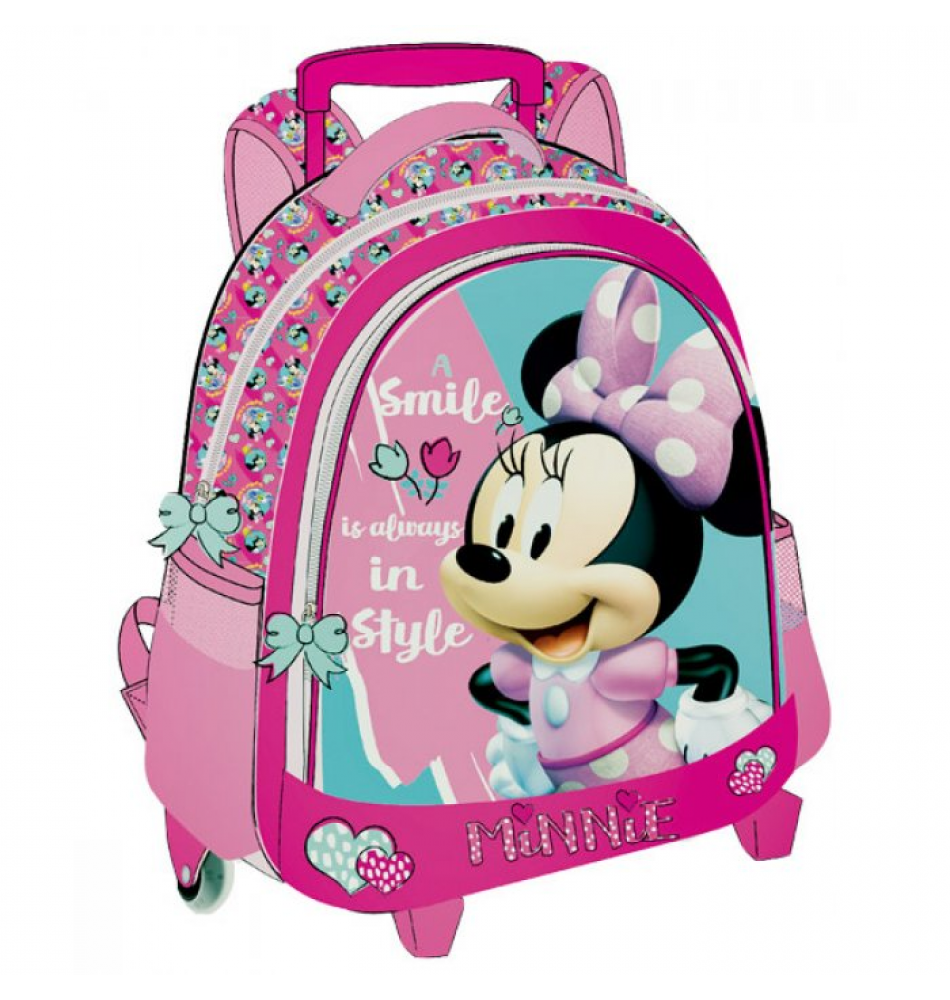 8bac544d2bc Σχολική τσάντα τρόλεϋ νηπίου Minne 561937