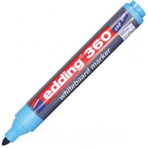 Μαρκαδόρος λευκού πίνακα edding 360 γαλάζιος