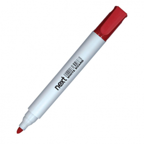Μαρκαδόρος λευκού πίνακα Next κόκκινος