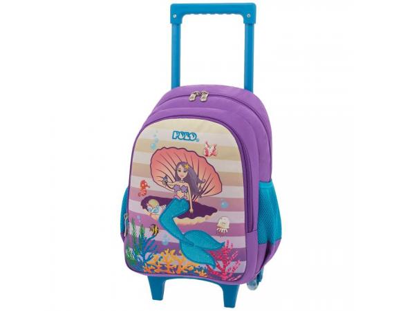 Polo Τσάντα Trolley Νηπίου Animal Junior 9-01-008-62 (2019)