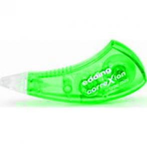 Διορθωτική ταινία Edding correction mini 5mm X 6mm πράσινη