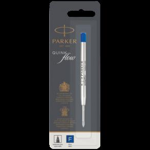 Parker Quinkflow Refill F blue Ballpoint Pen