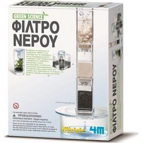 4Μ Green Science Φίλτρο Νερού