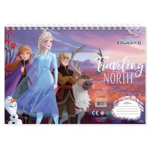 Μπλοκ ζωγραφικής Frozen  562525