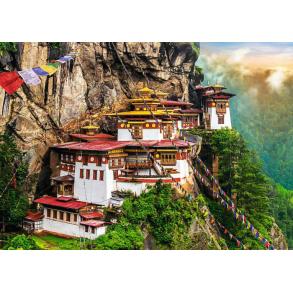 Παζλ Trefl:Tiger's Nest, Bhutan 2000 pcs 27092