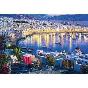 Παζλ Trefl:Mykonos at sunset 1500 pcs 26144