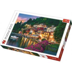 Παζλ Trefl:Lake Como Italy 500pcs 37290