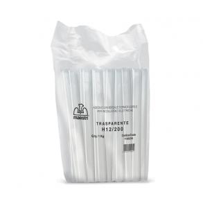Ράβδοι σιλικόνης roma Ø12mm και μήκος 20cm 1Κgr(50τ)