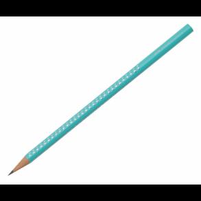 Μολύβι Faber-Castell Sparkle Τιρκουάζ