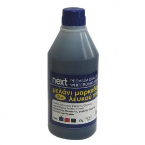 Μελάνι για μαρκαδόρο πίνακα μπλε 500 ml Next