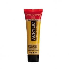 Amsterdam Acrylic 120ml 270 azo yellow